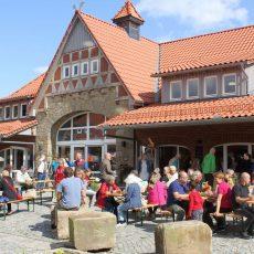 LebensArt in Holtensen: Café und Bio-Hofladen wieder geöffnet