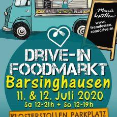 Jetzt Schlemmen: Drive-In Foodmarkt macht beim Zechenparkplatz in Barsinghausen Station