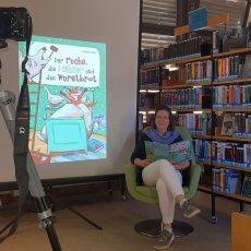 Die Stadtbücherei macht auch in der Sommerferien Programm