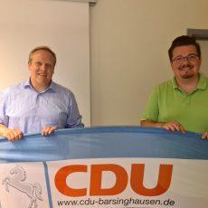 CDU Barsinghausen nominiert Kuban für Bundestagskandidatur