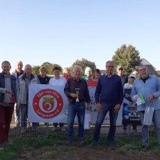 Dieter Papke verteidigt seinen Titel als Vereinsmeister