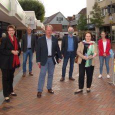 SPD: Ministerin Birgit Honé erläutert in Barsinghausen Förderprogramme für Innenstädte und den ländlichen Raum
