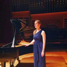 Musikalische Andachten mit der Sopranistin Carolin Jurkat erfreuen in der Klosterkirche