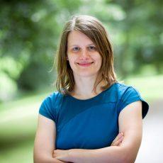 Vorsitzende der Landtagsgrünen Julia Hamburg unterstützt Nadin Quest im Bürgermeisterwahlkampf