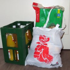 Jusos und das Freiwilligenzentrum setzen Einkaufshilfe weiterhin fort