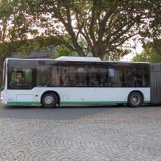 Zusätzliche Busfahrten soll die Beförderung von Schülern entzerren