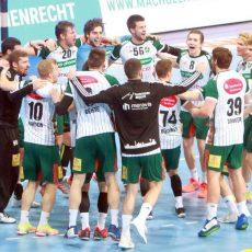 Handball-Recken feiern deutlichen Sieg gegen Melsungen