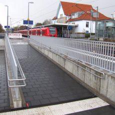 Modernisierung abgeschlossen: Barsinghäuser Bahnhof ist jetzt barrierefrei