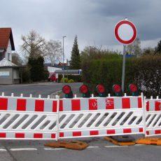 Hannoversche Straße wird ab Montag wieder für den Verkehr freigegeben
