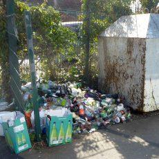 Wieder illegale Müllentsorgung: Siedlergemeinschaft ist stinksauer