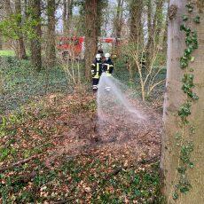 Ausführlicher Feuerwehrbericht zum Granatenfund in Holtensen