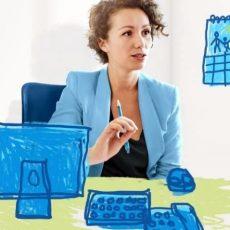 Koordinierungsstelle Frau und Beruf wird auch online gut besucht