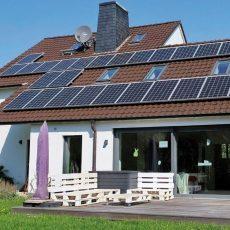 Solarstrom: Aus Sonne wird grüne Energie
