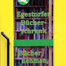 Pfingstsonntag wird in Egestorf auch ein Fest für Leseratten