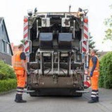 Himmelfahrt: Müllabfuhr verschiebt sich