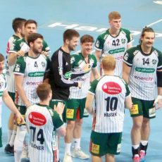 Handball-Bundesliga: Recken feiern dritten Sieg in Serie