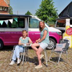 Das Mikro-Abenteuer-Festival stellt Glamping am 3. und 4. Juli auf dem Rittergut Eckerde vor