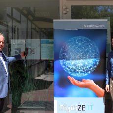 Kontaktnachverfolgung: Luca-App startet bei der Stadt Barsinghausen