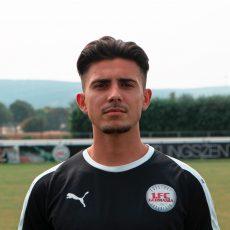 Nikos Elfert verstärkt den 1. FC Germania