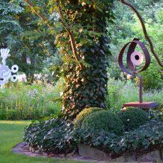 """Kunstausstellung """"FUN!"""" im Garten Pristin geht in den Endspurt"""