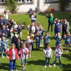 Kinderbibeltage in der Mariengemeinde begeistern 44 Mädchen und Jungen