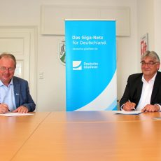 Glasfaserausbau: Stadt Barsinghausen unterzeichnet Kommunalvertrag im Rahmen der Nachfragebündelung