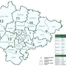 Acht Kandidaten wollen Regionspräsident oder Präsidentin werden