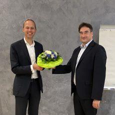 Bernward Schlossarek bleibt Fraktionsvorsitzender der CDU-Regionsfraktion
