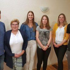 TSV Groß Munzel kann Vorstandsämter bei Jahreshauptversammlung erfolgreich besetzen