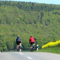 Rennradtour mit dem ADFC führt an die Weser