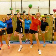 Handballdamen starten nach langer Pause in eine neue Saison