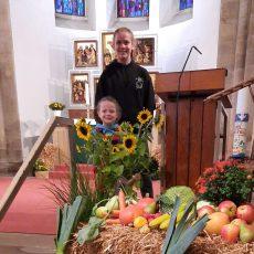 Festgottesdienst an Erntedank in der Klosterkirche