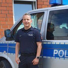 Kontaktbeamter Stefan Klaus kommt nach Groß Munzel und Ostermunzel