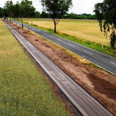 Ausbau von Straßen und Radwegen: Region investiert in den nächsten Jahren über 150 Millionen Euro