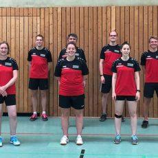 Barsinghausens Badminton-Spieler müssen sich zum Saisonstart mit einem Punkt begnügen