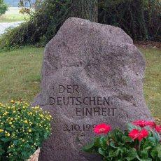 CDU lädt zur Gedenkveranstaltung am Tag der Deutschen Einheit ein