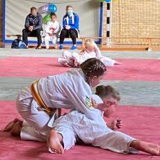 Kinder vom VSV Hohenbostel freuen sich über Topplatzierungen beim Judo-Turnier