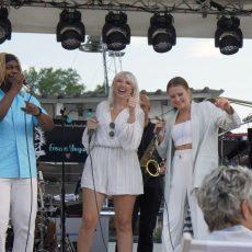 Konzert: Die Band SPLENDID bringt gute Stimmung in den ASB-Bahnhof