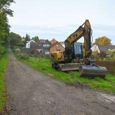 Baumaßnahmen führen ab morgen zu Verkehrsbeeinträchtigungen am Forstkamp in Egestorf