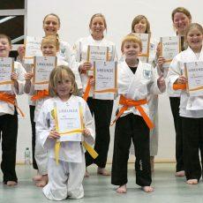 Gleich zwei erfolgreiche Judo-Gürtelprüfungen beim VSV Hohenbostel