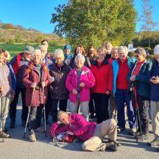 Klimaschäden auch hier: Naturfreunde durchwandern das schöne Bergische Land