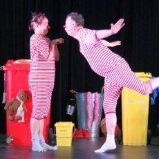 Rotkäppchen reloaded: Kindertheater von CC&Co begeistert