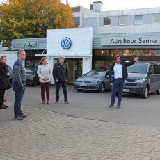 """Neustart nach Corona-Pause: Barsinghausens Wirtschaftsförderer stellt sich bei """"Hausbesuch"""" des Stadtmarketingvereins vor"""