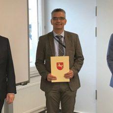 Ralf-Günter Goßmann ist neuer Leiter vom Zentralen Kriminaldienst (ZKD)