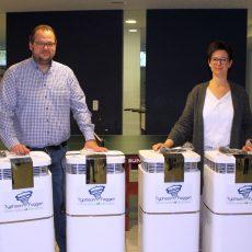 Barsinghausens Schulen werden mit 50 mobilen Luftfilteranlagen ausgestattet
